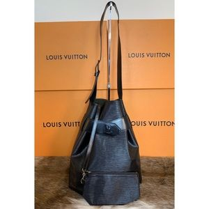⭐️RARE⭐️Authentic Louis Vuitton Sakkude Poru